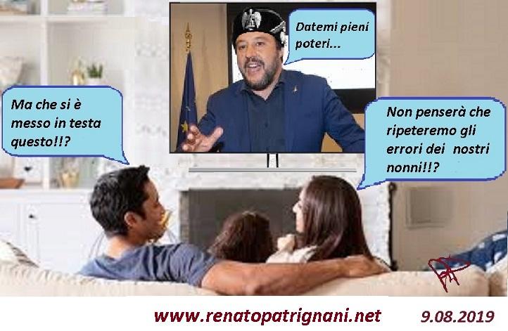 Salvini - Pieni poteri